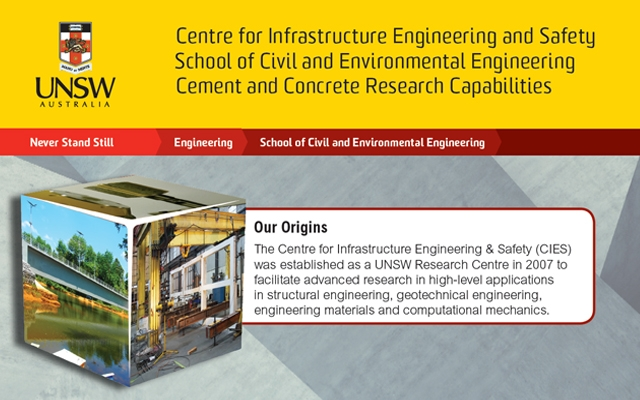 Cement and Concrete Research Capabilities 640 400